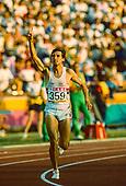 TRACK_AND_FIELD_Seb Coe1984 Olympics
