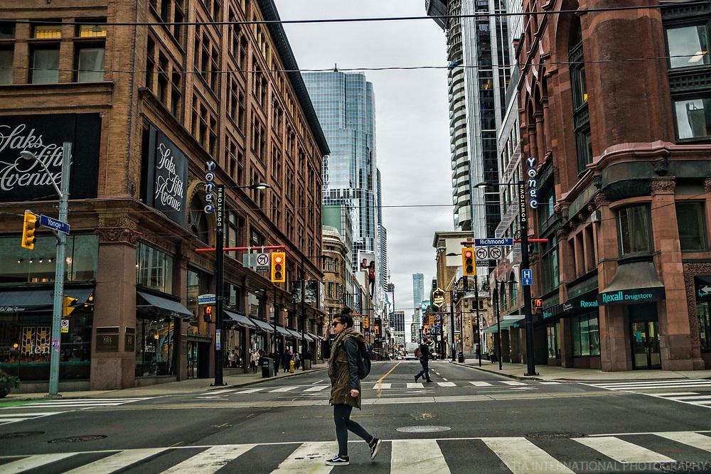 Yonge & Richmond Streets, Downtown Toronto