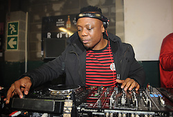 Cape Town-180610 DJ Tira perfoming at Chippa's Place paarl Cape Town during the afro on tour  Picture:Ayanda Ndamane/African News Agency/ANA