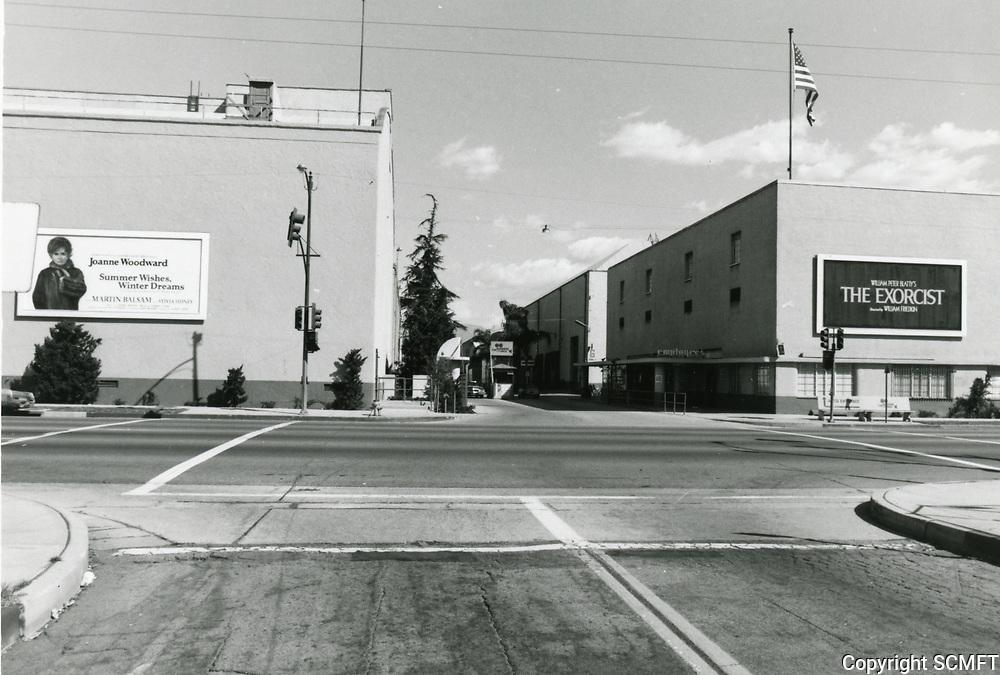 1974 Burbank Studios (Warner Bros. Studios)