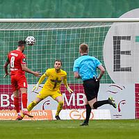 20210417 3. Liga Viktoria Köln - Hallescher FC