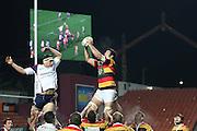 A empty Stadium during Waikato's big win over Tasman their Round 5 ITM cup Rugby match, Waikato v Tasman, at Waikato Stadium, Hamilton, New Zealand, Friday 29 July 2011. Photo: Dion Mellow/photosport.co.nz
