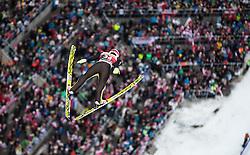 05.02.2017, Heini Klopfer Skiflugschanze, Oberstdorf, GER, FIS Weltcup Ski Sprung, Oberstdorf, Skifliegen, im Bild Evgeniy Klimov (RUS) // Evgeniy Klimov of Russia during mens FIS Ski Flying World Cup at the Heini Klopfer Skiflugschanze in Oberstdorf, Germany on 2017/02/05. EXPA Pictures © 2017, PhotoCredit: EXPA/ Peter Rinderer