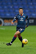 Jermaine Hylton for Ross County during the Scottish Premiership match between Ross County FC and St Johnstone FC at the Global Energy Stadium, Dingwall, Scotland on 2 January 2021