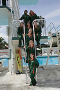 2006-07 Miami Swimming Photo Day