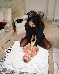 Baby massage UK