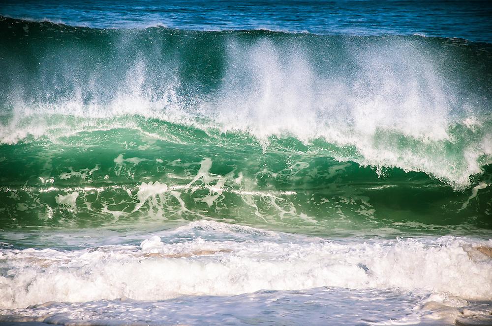 The Chamber Ke iki Beach Shore Break