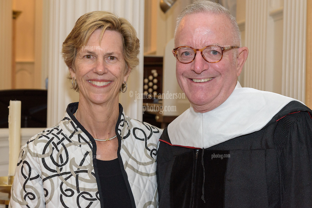 Carl T. Anderson. A Service of Evensong Together with the Conferral of Honorary Degrees. 20 October 2015. Berkeley Divinity School at Yale University.