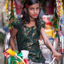 Dhaka slums and shipyard