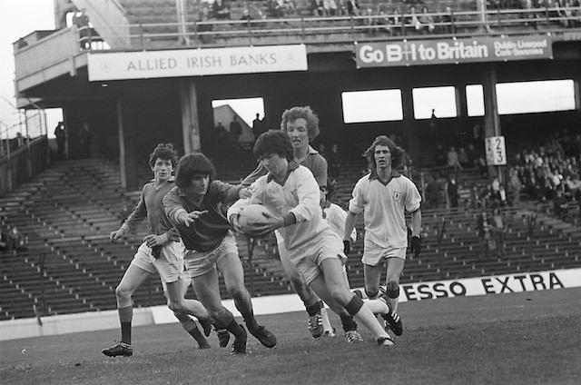 20.08.1972 Minor Semi Final Meath v Tyrone at Croke Park.