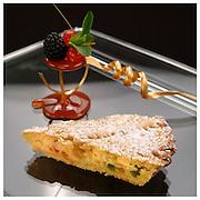 Le Ricette Tradizionali della Cucina Italiana.Italian Cooking Recipes. Pastiera Napoletana..
