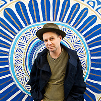 Artist Andy Mac, a man who was at the forefront of Melbourne's now famed street art scene.