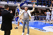 Claudio Bonaccorsi<br /> Happycasa Brindisi - Openjobmetis Varese<br /> Legabasket Serie A 2018-2019<br /> Brindisi , 24/03/2019<br /> Foto, Michele Longo  ,Ciamillo-Castoria