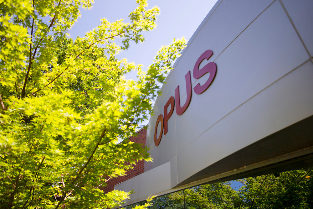 Opus Agency is a winner in The Oregonian/OregonLive's 2018 Top Workplaces competition. This is the brand events and marketing agency's Beaverton location at 9000 S.W. Nimbus Avenue. Photo by Randy L. Rasmussen