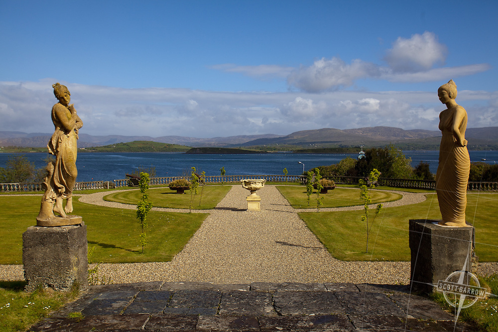 Bantry House is a historic house with gardens in Bantry, County Cork, Ireland.