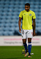 Blackburn Rovers' Dominic Samuel during the pre-match warm-up <br /> <br /> Photographer Chris Vaughan/CameraSport<br /> <br /> The EFL Sky Bet League One - Scunthorpe United v Blackburn Rovers - Tuesday 12th September 2017 - Glanford Park - Scunthorpe<br /> <br /> World Copyright © 2017 CameraSport. All rights reserved. 43 Linden Ave. Countesthorpe. Leicester. England. LE8 5PG - Tel: +44 (0) 116 277 4147 - admin@camerasport.com - www.camerasport.com