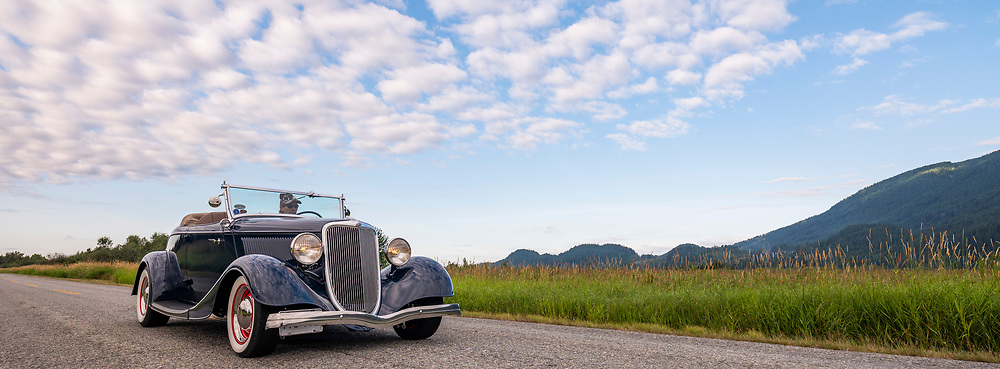 1934 Ford Roadster, Vancouver, British Columbia, Canada