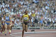 Olympic Stadium, Stratford, London, United Kingdom<br /> <br /> Description:<br /> <br /> 2012 London Olympic, Athletics, <br /> . <br /> <br /> 19:13:30  Friday  10/08/2012 [Mandatory Credit: Peter Spurrier/Intersport Images]