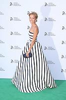 Jelena Ristic, Novak Djokovic Foundation London gala dinner, The Roundhouse London UK, 08 July 2013, (Photo by Richard Goldschmidt)