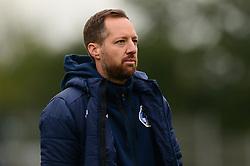 Bristol Rovers manager Ben Garner - Mandatory by-line: Dougie Allward/JMP - 17/10/2020 - FOOTBALL - Memorial Stadium - Bristol, England - Bristol Rovers v Burton Albion - Sky Bet League One
