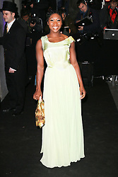 © Licensed to London News Pictures. Cynthia Erivo attending the London Evening Standard Theatre Awards at the The Savoy Hotel in London, UK on 17 November 2013. Photo credit: Richard Goldschmidt/PiQtured/LNP