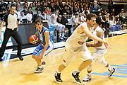 DESCRIZIONE : Caserta Lega A 2015-16 Pasta Reggia Caserta Betaland Capo d'Orlando<br /> GIOCATORE : Tommaso Laquintana<br /> CATEGORIA : palleggio<br /> SQUADRA : Betaland Capo d'Orlando<br /> EVENTO : Campionato Lega A 2015-2016 <br /> GARA : Pasta Reggia Caserta Betaland Capo d'Orlando<br /> DATA : 08/11/2015<br /> SPORT : Pallacanestro <br /> AUTORE : Agenzia Ciamillo-Castoria/A. De Lise <br /> Galleria : Lega Basket A 2015-2016 <br /> Fotonotizia : Caserta Lega A 2015-16 Pasta Reggia Caserta Betaland Capo d'Orlando