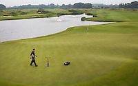 SPIJK - Hole 18 van The Dutch .  Golfbaan THE DUTCH, COPYRIGHT KOEN SUYK