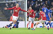 Leicester City v Manchester United 050217