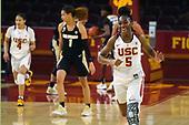 NCAA Women's Basketball-Colorado at Southern California-Jan 11, 2021