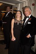 VICTORIA PENDLETON; ARNAUD BAMBERGER, Cartier 25th Racing Awards, the Dorchester. Park Lane, London. 10 November 2015