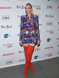 December 7, 2017 - Los Angeles, California, U.S. - Gwen Stefani arrives for the opening of at Fred Segal. (Credit Image: © Lisa O'Connor via ZUMA Wire)