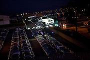 Betim_MG, Brasil...Vista panoramica do Patio de uma montadora de automoveis em Betim...A carmaker panoramic view in Betim...Foto: LEO DRUMOND / NITRO