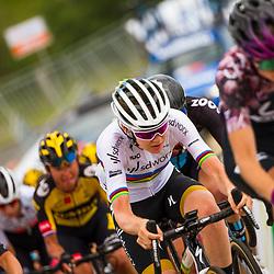 WIJSTER (NED) June 19: <br /> CYCLING <br /> Dutch Nationals Road WOMEN up and around the Col du VAM<br /> Anna van der Bruggen