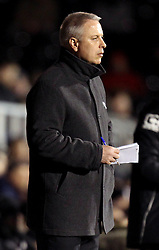Fulham Manager, Kit Symons - Photo mandatory by-line: Robbie Stephenson/JMP - Mobile: 07966 386802 - 06/03/2015 - SPORT - Football - Fulham - Craven Cottage - Fulham v AFC Bournemouth - Sky Bet Championship