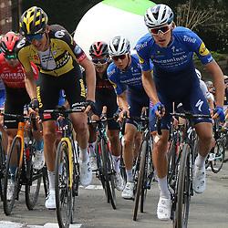 21-04-2021: Wielrennen: Waalse Pijl Elite Men: Huy <br /> Robert Gesink