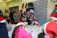 Piolin Entregando Sonrisas con Amazon on December 04, 2019 in Los Angeles, California, United States (Photo by © Jc Olivera/VipEventPhotography.com)