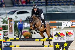 Brinkmann Markus, GER, Pikeur Callas<br /> Stuttgart - German Masters 2019<br /> © Hippo Foto - Stefan Lafrentz<br /> 14/11/2019