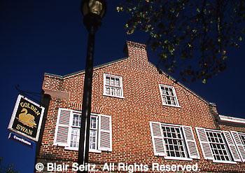 Historic York, PA, Golden Swan Tavern