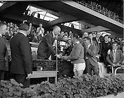 06/09/1959<br /> 09/06/1959<br /> 6 September 1959<br /> All-Ireland Junior Final: London v Antrim at Croke Park, Dublin. The London team wins the All-Ireland Junior Final.
