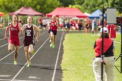 Maine State Track & Field Meet, Class B: boys 800 meters,  Dan Curts, Ben Trapani, Will Shafer,