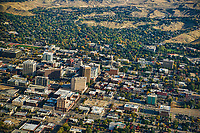 Downtown Boise (Aerial)