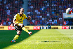 Gabriel Agbonlahor of Aston Villa - Mandatory by-line: Jason Brown/JMP - Mobile 07966 386802 08/08/2015 - FOOTBALL - Bournemouth, Vitality Stadium - AFC Bournemouth v Aston Villa - Barclays Premier League - Season opener