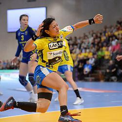 HBALL: 21-10-2018 - Nykøbing F. Håndboldklub - Iuventa Michalovce - EHF Cup