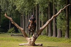 Van Steen Kris, BEL, Lucky van de Conynenberg<br /> Provincial Domein Puyenbroek - Wachtebeke 2020<br /> © Hippo Foto - Dirk Caremans<br /> 01/08/2020