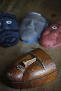 Pocone_MT, Brasil...Mascarados de Pocone..Foto: JOAO MARCOS ROSA / NITRO