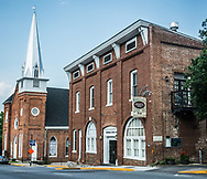 A nice hotel to stay in the cool small city of Lexington, Virginia