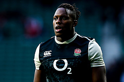 Maro Itoje of England - Mandatory by-line: Robbie Stephenson/JMP - 10/11/2018 - RUGBY - Twickenham Stadium - London, England - England v New Zealand - Quilter Internationals