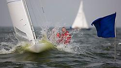 08_024848 © Sander van der Borch. Enkhuizen,  12 September 2008. Nederlands kampioenschap Draak.