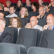 NLD/Amsterdam/20170616 - Uitreiking Nipkowschijf 2017,Tim Oliehoek, Hans Knoop en partner met Alain de la Vita