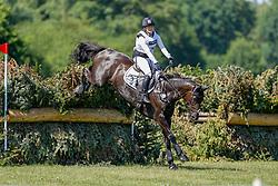 LUHMÜHLEN - Longines CCI5*-L/CCI4*-S Meßmer Trophy<br /> Deutsche Meisterschaften 2021<br /> <br /> BRUESSAU Emma (GER), Dark Desire GS <br /> Teilprüfung Gelände<br /> CCI4*-S Meßmer Trophy<br /> Cross-Country<br /> <br /> Luhmühlen, Turniergelände<br /> 19. June 2021<br /> © www.sportfotos-lafrentz.de/Stefan Lafrentz